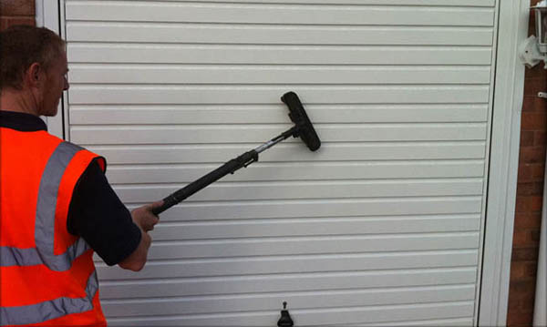 Clean Your Garage Door