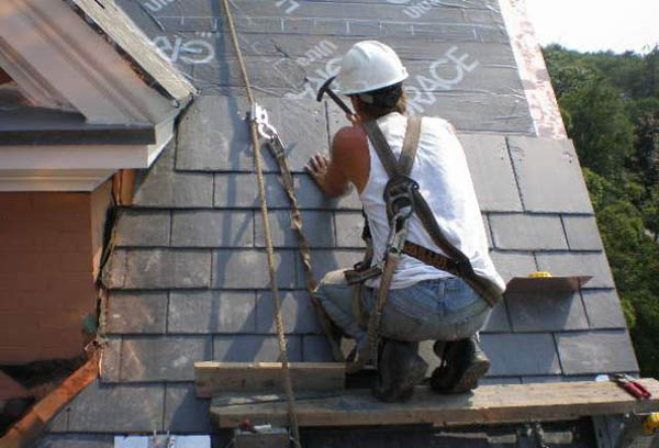 How to Install Roof Slates