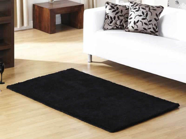 Black Wool Rugs