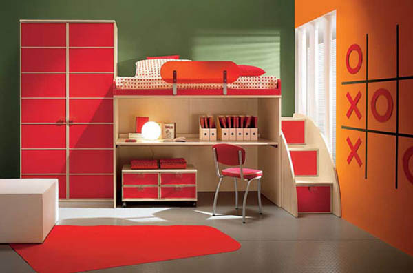 Furnish Your Kid's Room
