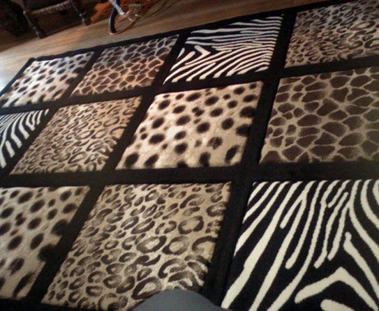 Animal Frenzy Rugs