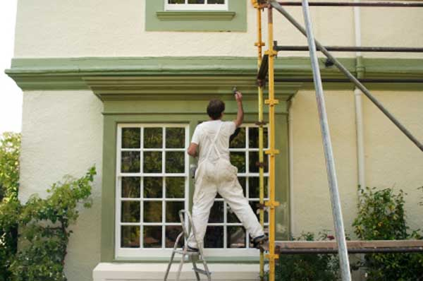 Freshen Up the Exterior Paint