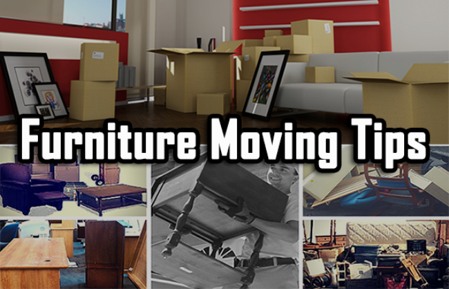 Furniture removal tips