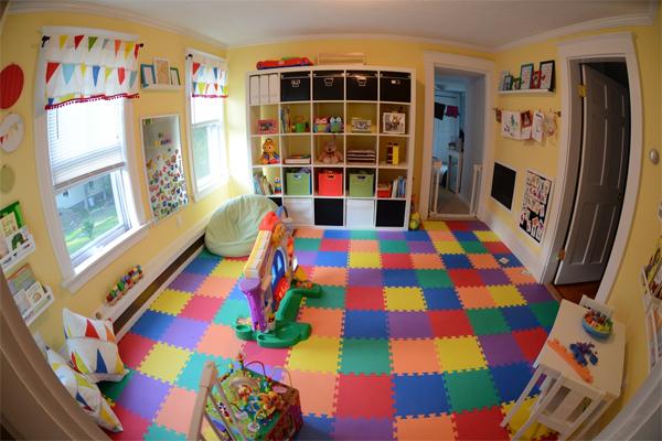 Decluttering Kids Room