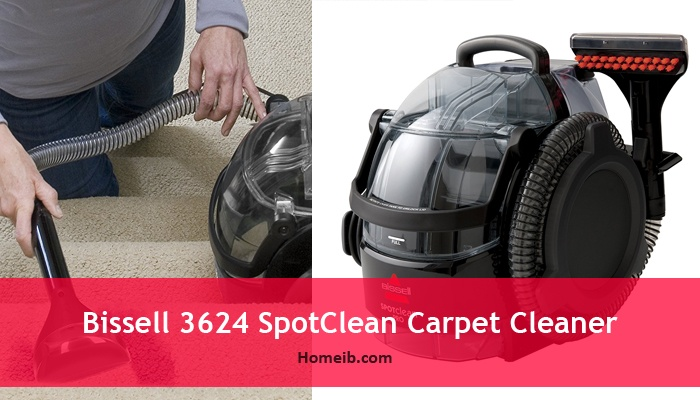 Bissell 3624 SpotClean Carpet Cleaner