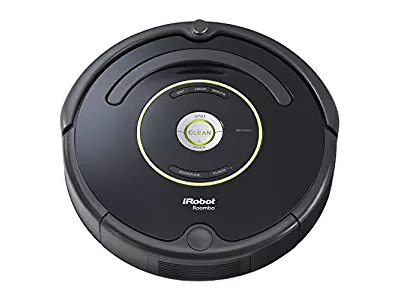 Romba 650 Robotic Vacuum Cleaner from iRobot