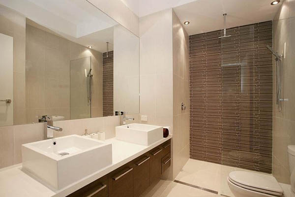 how to install new bathroom downlights homeib. Black Bedroom Furniture Sets. Home Design Ideas